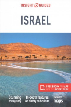 Insight guides. Israel cover image