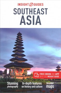 Insight guides. Southeast Asia cover image