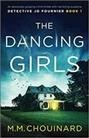 The dancing girls cover image