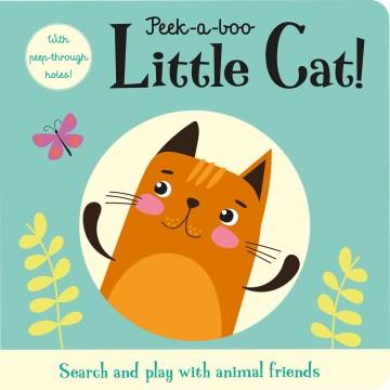 Peek-a-boo Little Cat! cover image