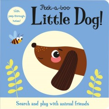 Peek-a-boo Little Dog! cover image