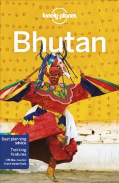 Lonely Planet. Bhutan cover image