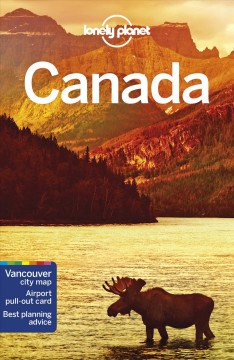 Lonely Planet. Canada cover image