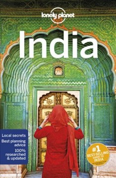 Lonely Planet. India cover image