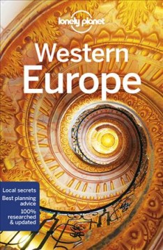 Lonely Planet. Western Europe cover image