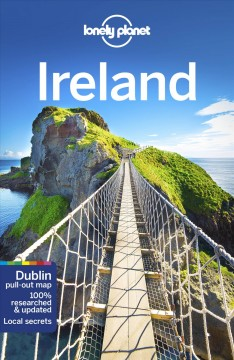 Lonely Planet. Ireland cover image