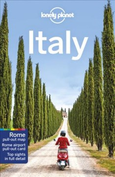 Lonely Planet. Italy cover image