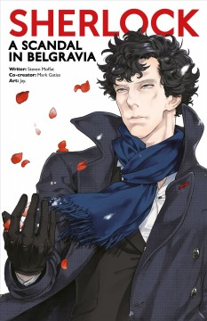 Sherlock : A scandal in Belgravia. Part 1 cover image