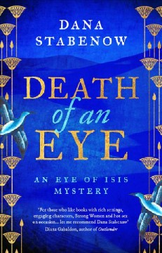 Death of an eye cover image