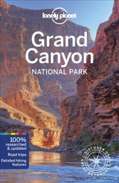 Lonely Planet. Grand Canyon National Park cover image