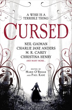 Cursed : an anthology of dark fairy tales cover image