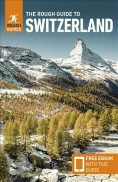 The rough guide to Switzerland cover image