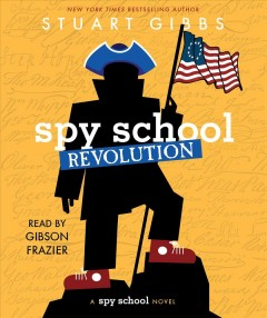 Spy School Revolution cover image