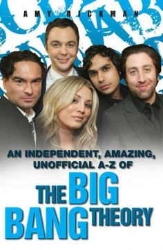 The big bang theory A-Z cover image