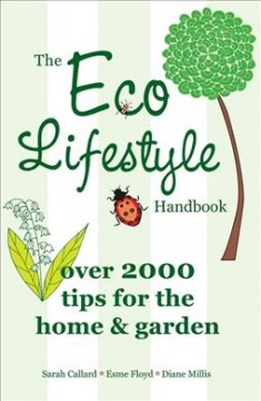 The eco lifestyle handbook cover image