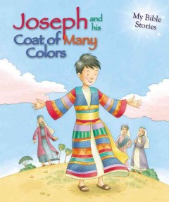 Joseph and his coat of many colors cover image