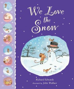 We love the snow cover image