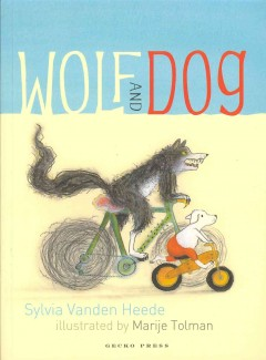 Wolf and dog cover image