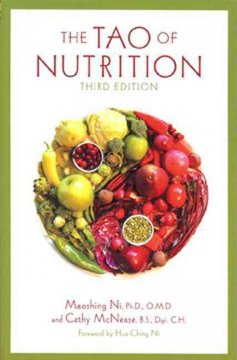 The Tao of nutrition cover image