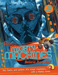 Mighty machines cover image