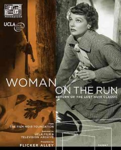 Woman on the run [Blu-ray + DVD combo] cover image