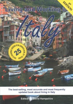 Living and working in Italy : a survival handbook cover image