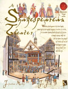 A Shakespearean theater cover image