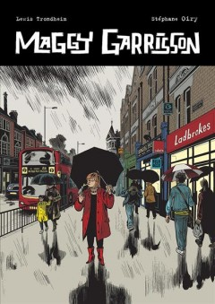 Maggy Garrisson cover image