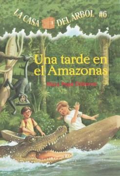 Una tarde en el Amazonas cover image