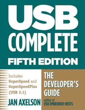 USB complete : the developer's guide cover image