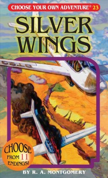 Silver wings cover image
