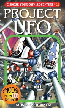 Project UFO cover image