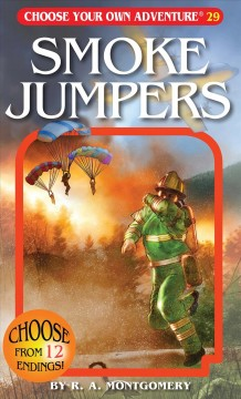 Smoke jumpers cover image