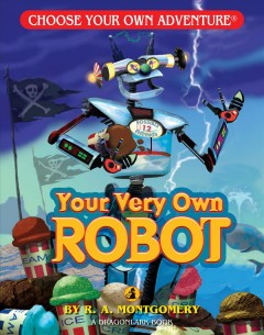 Your very own robot cover image