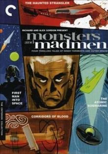 Monsters and madmen cover image