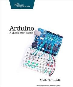 Arduino : a quick-start guide cover image