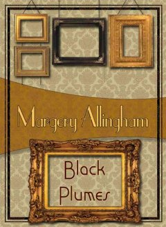 Black plumes cover image