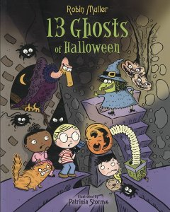 13 ghosts of Halloween cover image