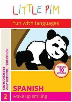 Little Pim, fun with languages, Spanish. Disc 2, Wake up smiling cover image