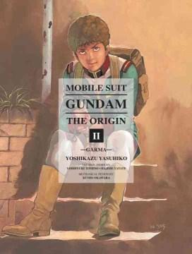Mobile Suit Gundam the origin. 2, Garma cover image