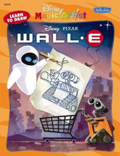 Learn to draw Disney/Pixar WALL-E cover image