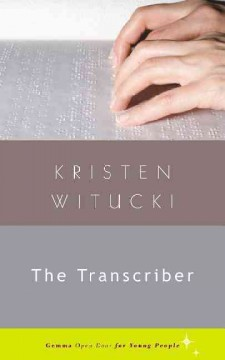 The transcriber cover image