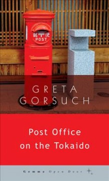 Post office on the Tokaido cover image