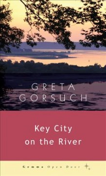 Key city on the river cover image