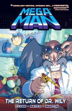 Mega Man. Volume three, The return of Dr. Wily cover image