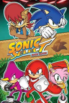 Sonic select. Book seven cover image