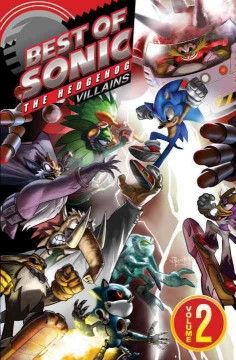 Best of Sonic the Hedgehog. Volume 2, Villains cover image