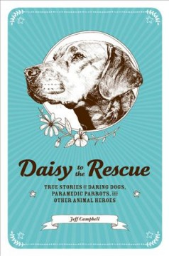 Daisy to the rescue : true stories of daring dogs, paramedic parrots, and other animal heroes cover image