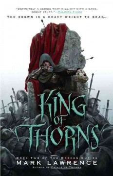 King of thorns cover image