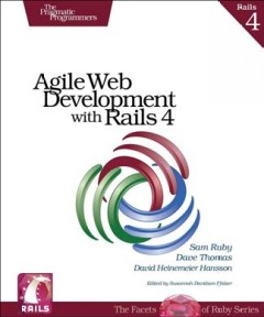 Agile web development with Rails 4 cover image